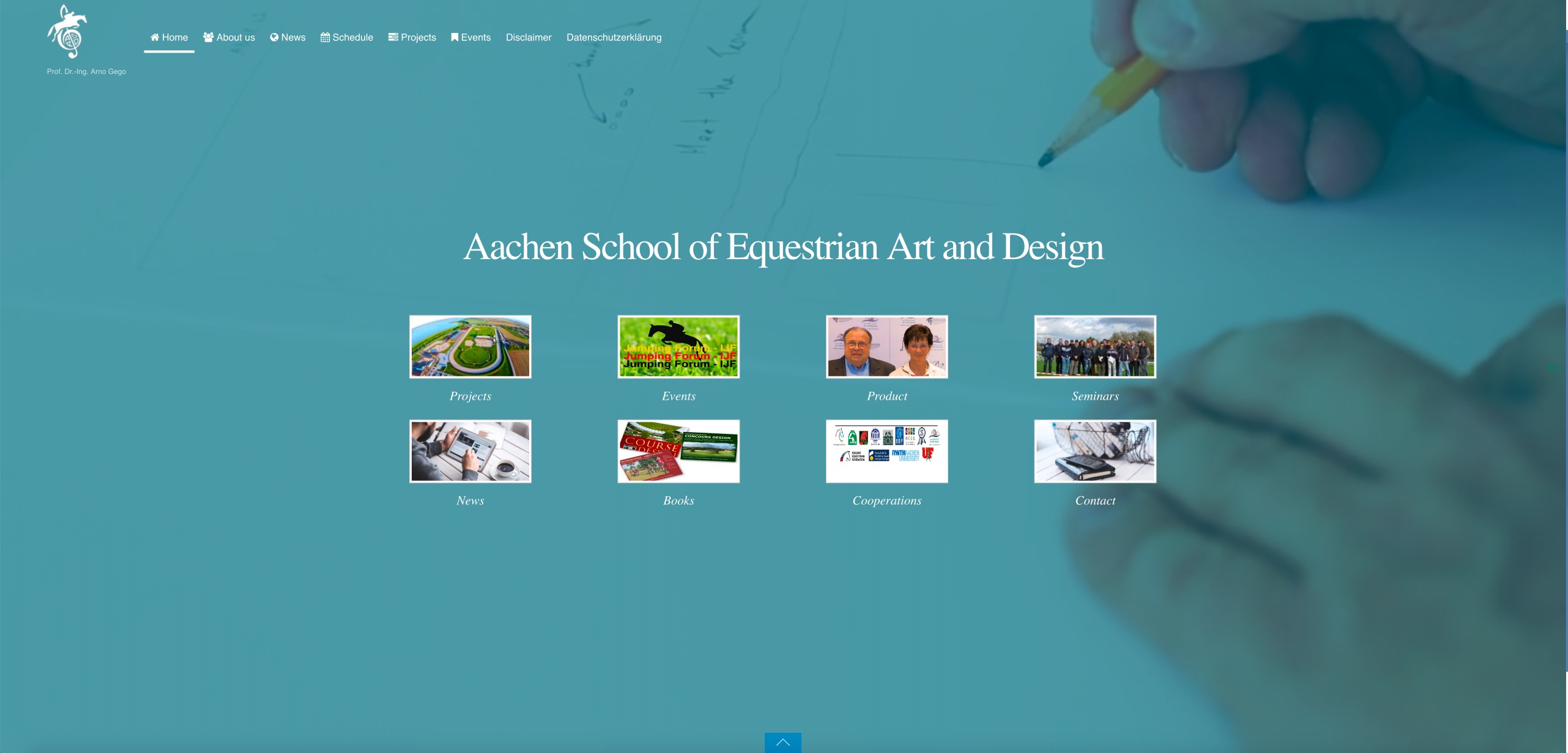 Aachen School of Equestrian Art and Design