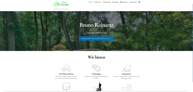 Garten und Landschaftsbau Reinartz