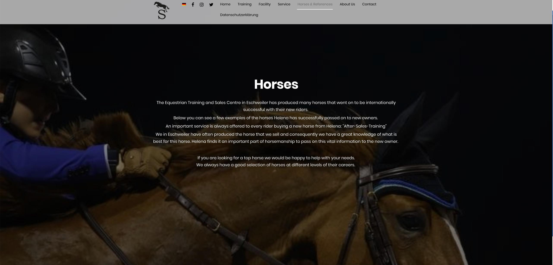 HS Sporthorses GMBH